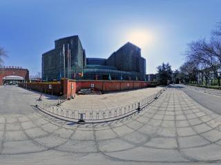 北京外国语言大学西校区虚拟旅游