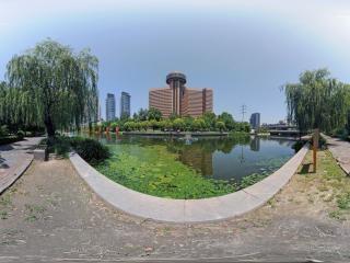 北京—朝阳区亮马河畔随拍(一)