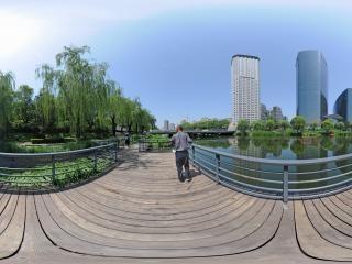 北京—朝阳区亮马河畔随拍(十六)