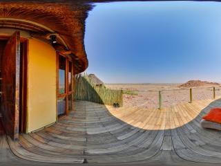 纳米比亚红沙漠虚拟旅游