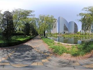 北京—朝阳区亮马河畔随拍(十九)