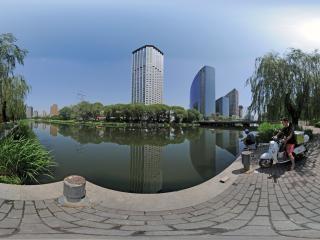 北京—朝阳区亮马河畔随拍(十二)
