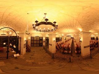 红酒储存窖