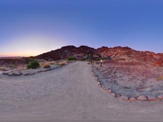 红沙漠(二)全景
