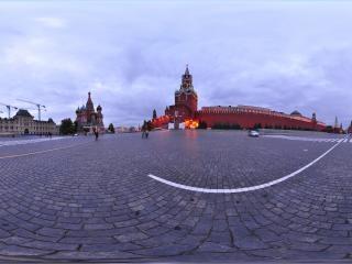 莫斯科红场(一)全景