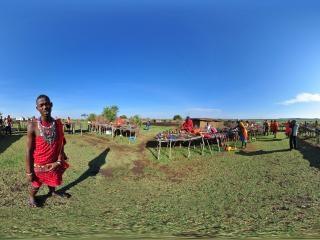 马赛村虚拟旅游
