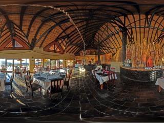纳米比亚奥普奥酒店全景