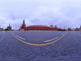 莫斯科红场(二)全景