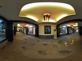 1573国宝窖池群参观长廊全景