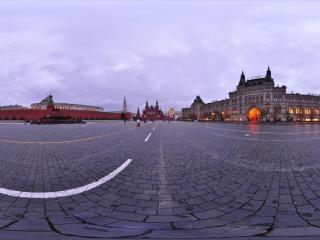 莫斯科红场(四)全景