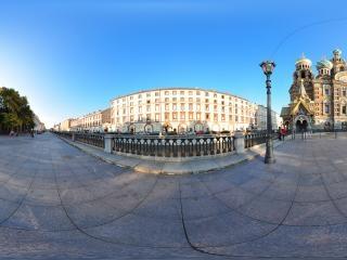 圣彼得堡(十二)全景