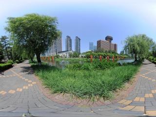 亮马河畔虚拟旅游