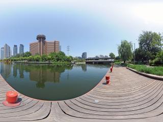 北京—朝阳区亮马河畔随拍(二)