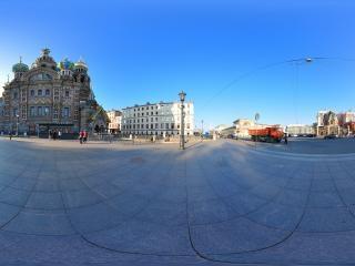 圣彼得堡(十四)全景