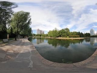 北京—朝阳区团结湖公园(二)