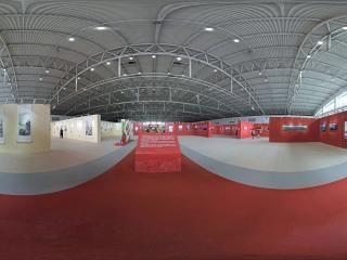 北京—朝阳第五届北京文学艺术品展示会(三)全景