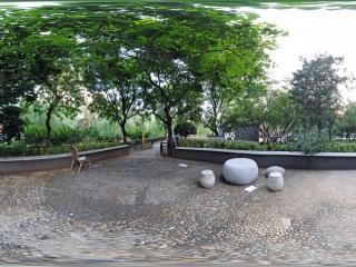北京—朝阳区走进松榆里社区公园(三)
