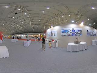 北京—朝阳第五届北京文学艺术品展示会(十一)全景