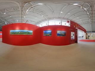 北京—朝阳第五届北京文学艺术品展示会(四)全景