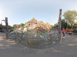 北京—朝阳区欢乐谷公园全景