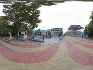 北京—朝阳区朝阳公园枪林弹雨区