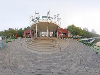 北京—朝阳区朝阳公园船码头