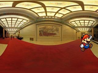 北京—人大会堂三楼小会议室