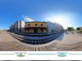 建水古城小火车站虚拟旅游