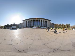 北京—人民大会堂东门内广场