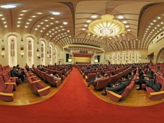 北京—人民大会堂三楼会议厅
