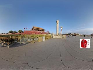 北京—天安门西侧前全景
