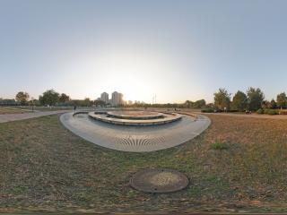北京—朝阳区太阳宫公园
