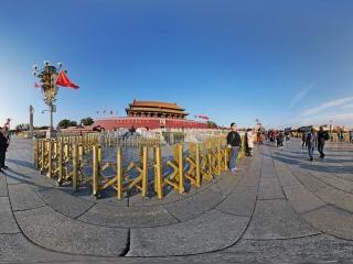北京—天安门中心区全景