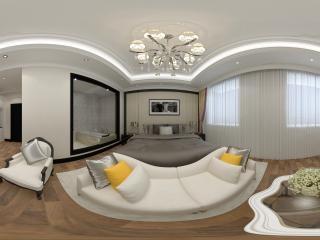 山西—晋中客房设计展示全景