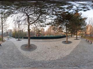 北京—朝阳区松榆里社区公园