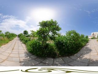 银沙滩虚拟旅游