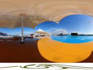 孔雀海滩乐园16全景