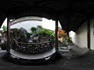 胡雪岩故居全景