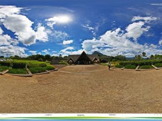 毛里求斯-卡塞拉自然公园全景