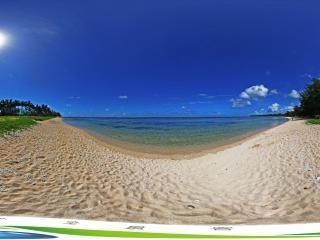 毛里求斯-西海岸2全景
