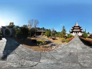 日本四僧墓