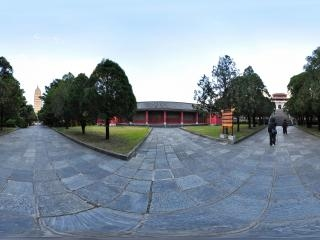 五龙爷财神殿