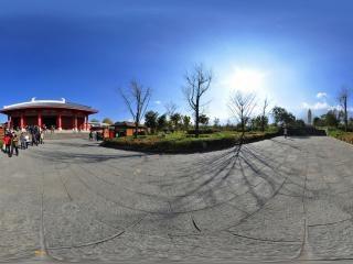 三塔公园入口