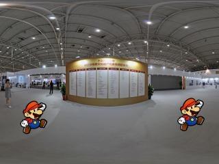 北京—朝阳全国农业展览馆全景