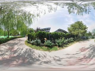 北京—大兴黄村公园全景