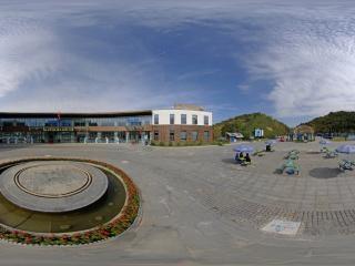 湖北—武当山太极湖水上游虚拟旅游