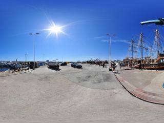 突尼斯—杰尔巴海滨港口虚拟旅游