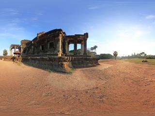 柬埔寨小吴哥虚拟旅游