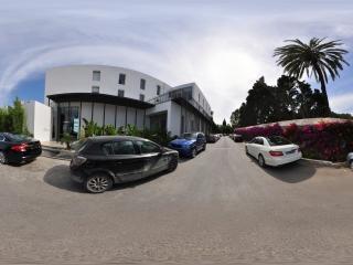 突尼斯—Villa Didon 餐馆虚拟旅游