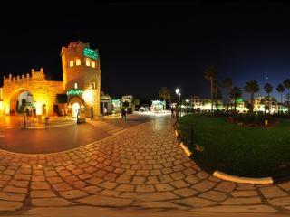突尼斯—苏塞(Sousse)港口全景
